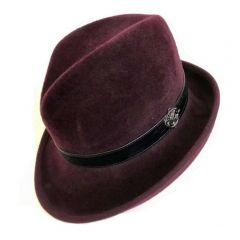Walter Wright Hats 'Camp Trilby' by Philip Wright