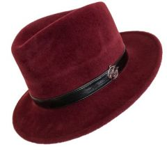 Walter Wright Hats 'Herbert Trilby' by Philip Wright