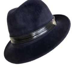 Walter Wright Hats 'Ian Trilby' by Philip Wright
