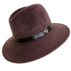 Walter Wright Hats 'London Trilby Medium' by Philip Wright