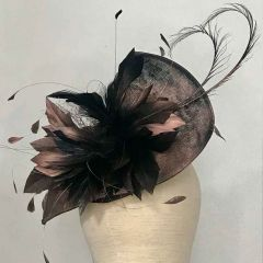 The Point 'Rose Gold' - Hat by Philip Wright at Walter Wright Hats
