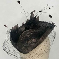 Tricorn Grey Mist - Hat by Philip Wright at Walter Wright Hats