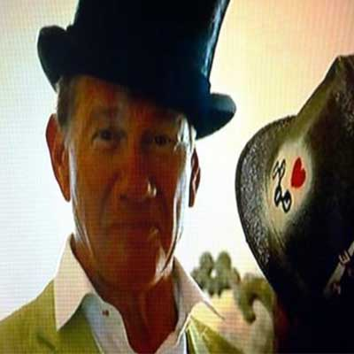 Michael Portillo visits Walter Wright hat factory