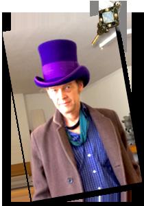 Purple Topper